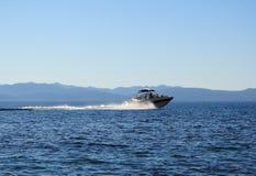 De boot van de hoge snelheid Royalty-vrije Stock Afbeelding
