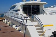 De boot van de motor Royalty-vrije Stock Afbeelding