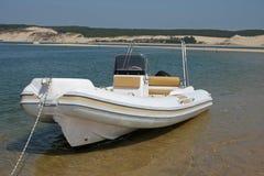 De boot van de motor Royalty-vrije Stock Afbeeldingen