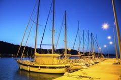 De boot van de motor Royalty-vrije Stock Fotografie