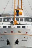 De Boot van de passagier van Istanboel Royalty-vrije Stock Fotografie