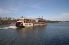 De boot van de peddel Royalty-vrije Stock Foto