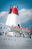 De boot van de redding Stock Foto's