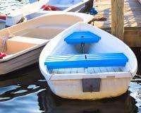 De Boot van de rij Royalty-vrije Stock Afbeeldingen