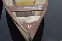 De Boot van de rij Royalty-vrije Stock Foto