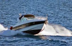 De Boot van de snelheid Stock Afbeeldingen