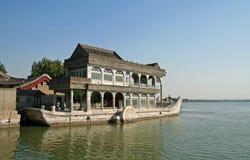 De boot van de steen Royalty-vrije Stock Fotografie