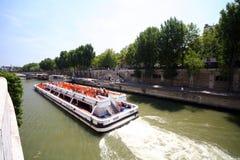 De boot van de toerist royalty-vrije stock fotografie
