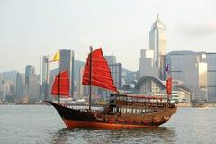 De boot van de troep Royalty-vrije Stock Afbeeldingen