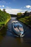 De boot van de vrijheid Royalty-vrije Stock Foto