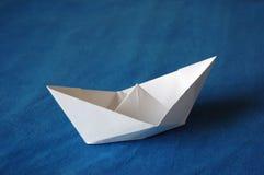 De boot van het document Stock Afbeelding