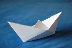 De boot van het document Royalty-vrije Stock Foto's