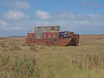 De boot van het huis Royalty-vrije Stock Foto