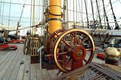 De boot van het zeil Stock Fotografie