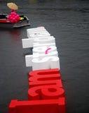 De boot van Iamsterdam, Vrolijke Trots 2010 Royalty-vrije Stock Foto