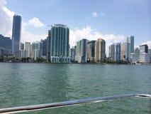 De boot van Miami Stock Afbeelding