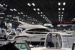 De Boot van New York van 2014 toont 188 Stock Afbeelding