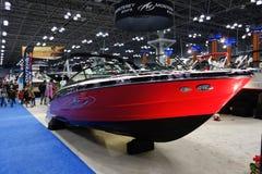 De Boot van New York van 2014 toont 197 Royalty-vrije Stock Fotografie