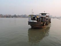 De bootdienst Stock Foto's