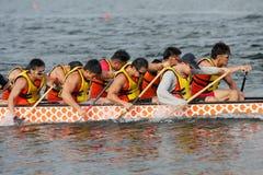 De bootfestival van de draak Royalty-vrije Stock Afbeeldingen