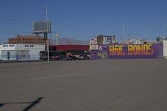 De Borgtochtbanden van Las Vegas Stock Foto's