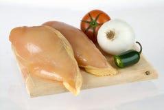 De Borst van de kip Stock Fotografie