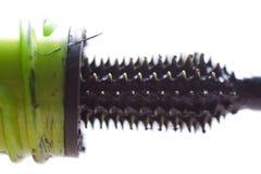 De borstel van de mascara Stock Afbeelding