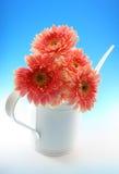 De Bos van bloemen Stock Foto's