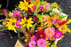 De bos van de bloem Royalty-vrije Stock Foto