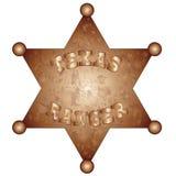 De Boswachter van Texas Stock Afbeelding
