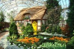 De Botanische Tuin van Ginter van Lewis Stock Foto