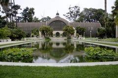 De Botanische Tuin van het Park van Balboa stock afbeelding