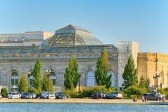 De Botanische Tuin van Washington, de V.S., Verenigde Staten stock afbeelding