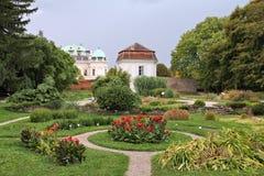 De Botanische Tuinen van Wenen stock foto