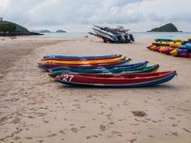 De boten Royalty-vrije Stock Foto's