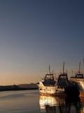 De boten van de redding Stock Foto's