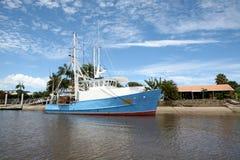 De boten van het zeil Stock Foto
