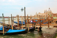De boten van Venetië Royalty-vrije Stock Afbeelding