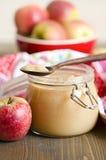 De boter van de appel Royalty-vrije Stock Fotografie
