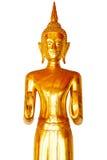Or de Bouddha photos stock