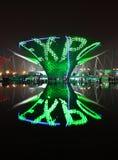 De boulevard van EXPO Royalty-vrije Stock Foto's
