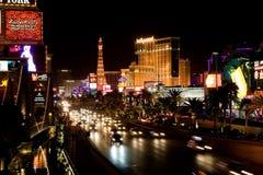 De Boulevard van Vegas van Las Royalty-vrije Stock Fotografie