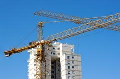 De bouw Royalty-vrije Stock Afbeelding