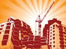 De bouw Stock Illustratie