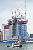 De bouw  Stock Afbeeldingen