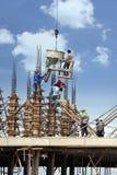 De bouw Royalty-vrije Stock Afbeeldingen