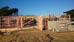 De bouw Royalty-vrije Stock Foto