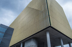 De bouw BC bij Deakin-Universiteit stock foto's