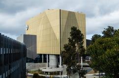 De bouw BC bij Deakin-Universiteit Stock Foto