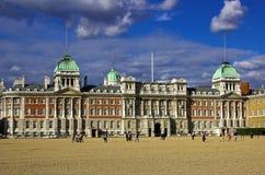 De bouw en de binnenplaats van admiraliteit Royalty-vrije Stock Afbeelding